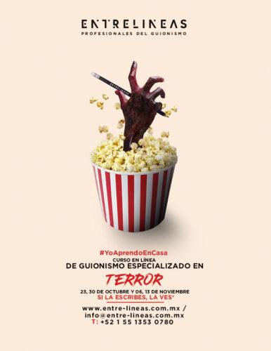 Curso de guionismo de terror
