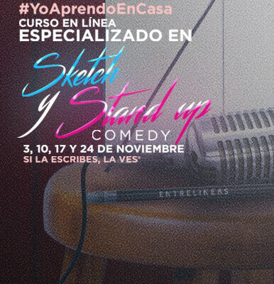 GUIONISMO ESPECIALIZADO EN SKETCH Y STAND UP