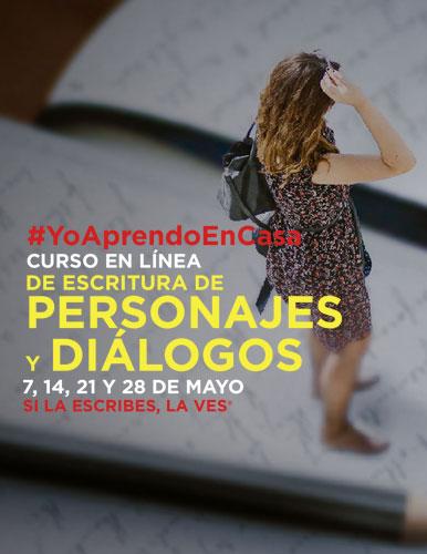 ESCRITURA DE PERSONAJES Y DIÁLOGOS