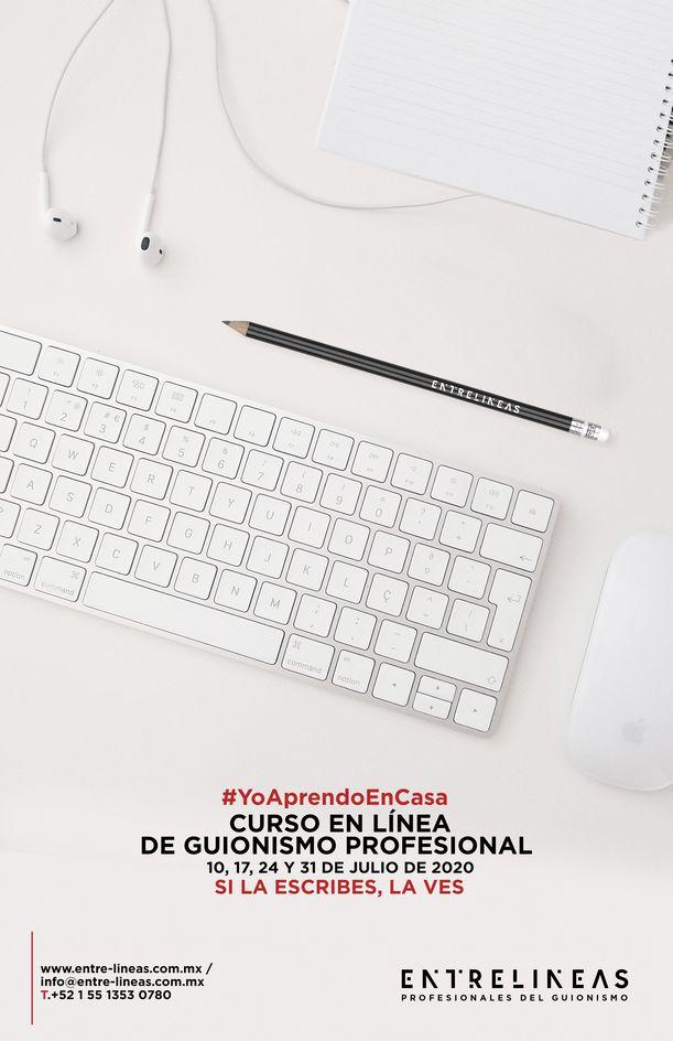 CURSO DE GUIONISMO PROFESIONAL